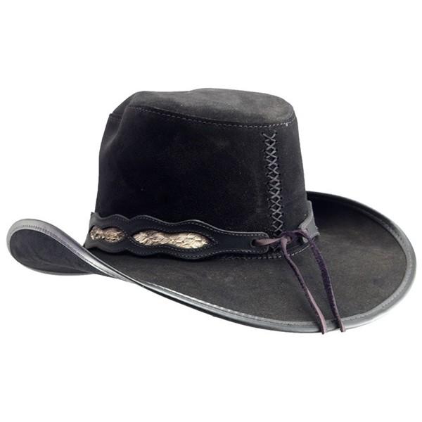 8ec5dfb308e 2015 FASHION STYLISH BLACK COWHIDE HEAD N HOME DALLAS SUEDE LEATHER COWBOY  HAT FOR MENS